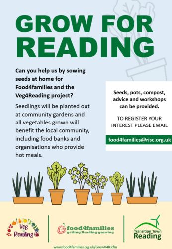 Grow for Reading